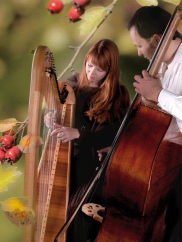 Harfenlichter in concert