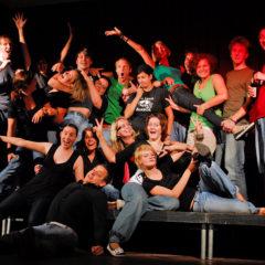 Improtheatergruppe Pipperlapupp der Uni Bamberg