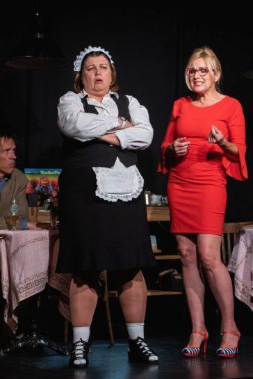"""Stück """"Café – Net die Bohna"""""""